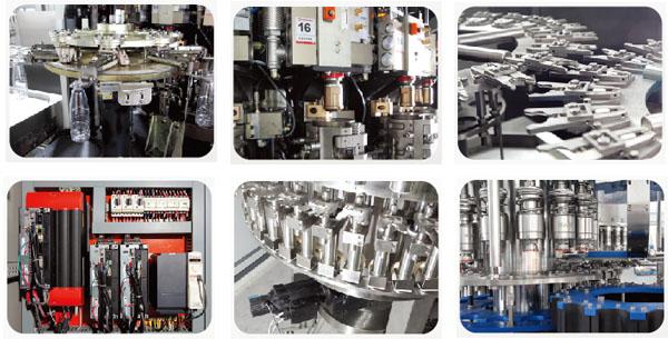Bottle Inverse Sterilizer Machine