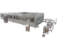 Moderate temperature filling equipment