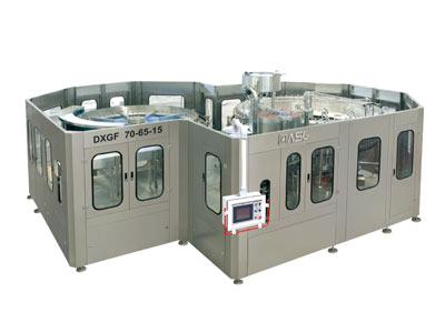 Bottle Carbonated beverage filling machine 01