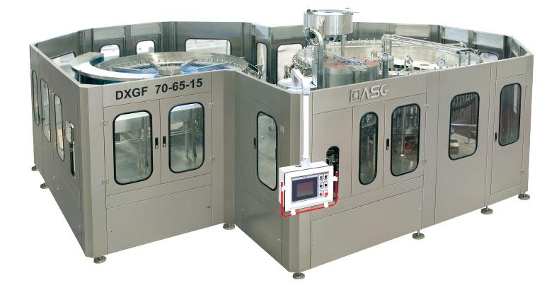 PET bottle Carbonated beverage equipment