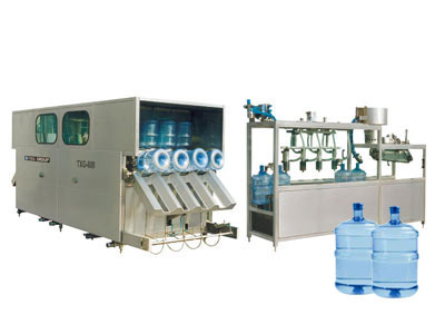 3 Gallon water filling equipment