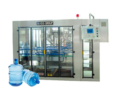 5 Gallon water Packing equipment 00
