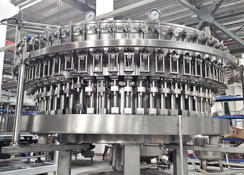 carbonated beverage machine