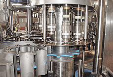 carbonated beverage machinery