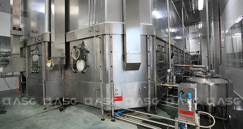 energy-drink-filling-machine